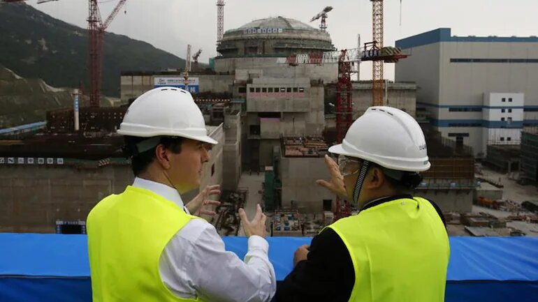 Amid reports of leaks, operator says China nuclear plant facing 'performance issue'