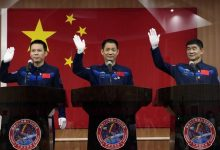 China set to send first crew to under-construction space station on Thursday