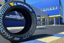 Michelin unveils high-performance racing tyre with 46 per cent sustainable materials