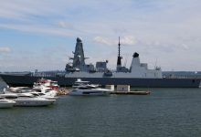 Russia warns Britain it will bomb its naval ships next time if...