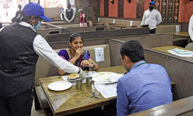 As Delhi restaurants open their doors to dine-in customers, terms & conditions apply