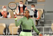 Serena Williams survives scare to win first night match in French Open history