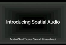 Apple Music Spatial Audio event announced, to kick off after WWDC keynote