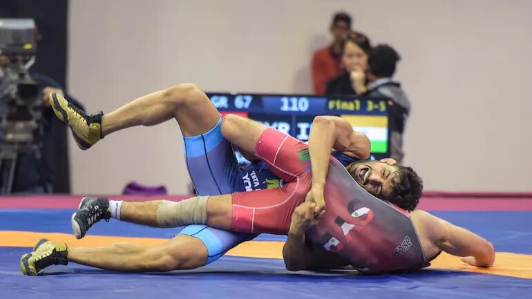India's Greco-Roman wrestling foreign coach Kasarashvili sacked after grapplers fail to qualify for Olympics