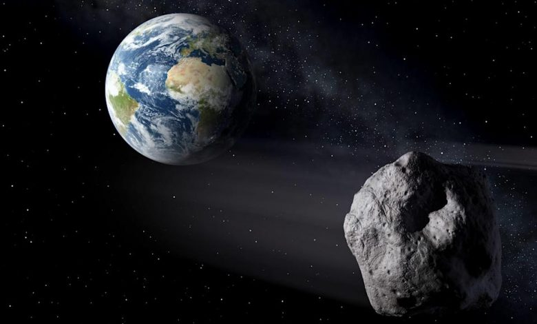 Potentially hazardous asteroid as big as Eiffel Tower to zip past Earth today