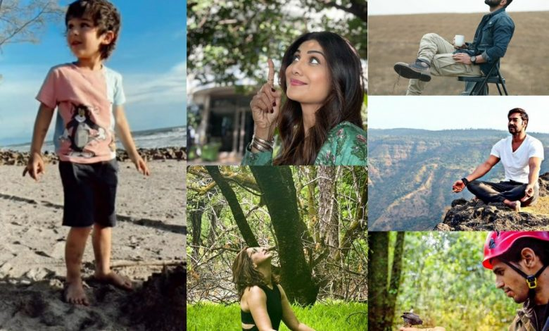On World Environment Day, Kareena Kapoor and Ajay Devgn urge fans to preserve nature