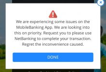 HDFC Mobile Banking app facing issues, customers asked to use NetBanking