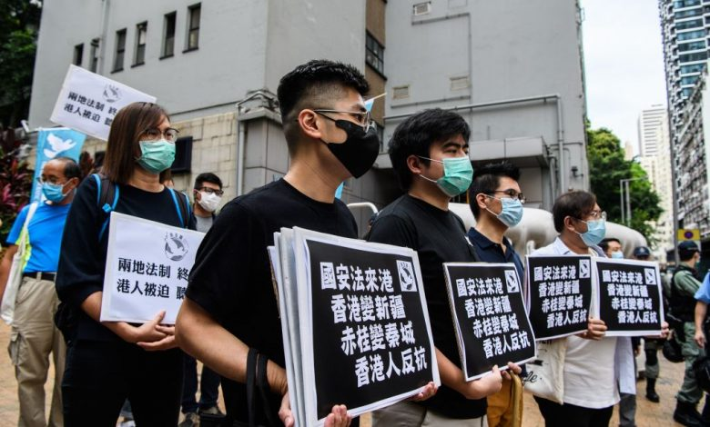 A year of Hong Kong security law: Crackdown on people and the press