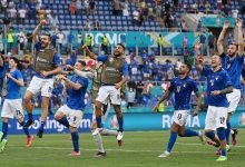 Euro 2020: Roberto Mancini's Italy equal 82-year-old record with 30-game unbeaten run after beating Wales 1-0