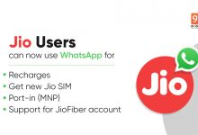 Tech tips: Jio users can now make payments via WhatsApp, here is how