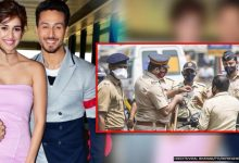 Case against Tiger Shroff and Disha Patani for violating Covid restrictions in Mumbai