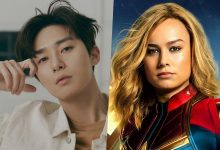South Korean star Park Seo Joon to join Brie Larson in The Marvels
