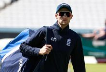Joe Root gets hit on his hand during net session ahead of Lord's Test vs New Zealand