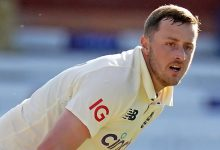 Ollie Robinson to return to action with Sussex second XI in T20 game