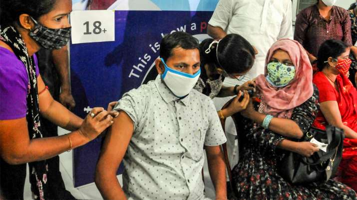 Record 80 lakh Covid vaccine doses administered on day one of revised guidelines
