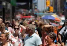 Millions in the US, Canada hit by new rounds of scorching hot temperatures