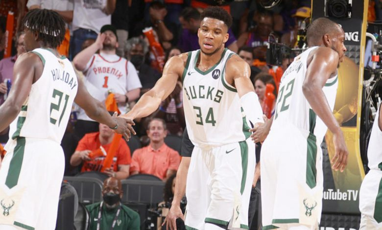 Bucks search for first NBA Finals win in 47 years, Suns look to go a step closer