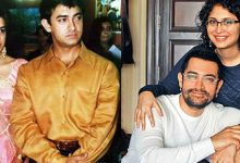 Aamir Khan's marriage with Kiran Rao and Reena Dutta each lasted 16 years