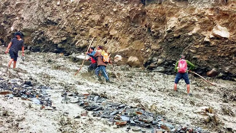 More than 220 tourists stuck in Lahaul-Spiti after cloudburst, rescue ops on