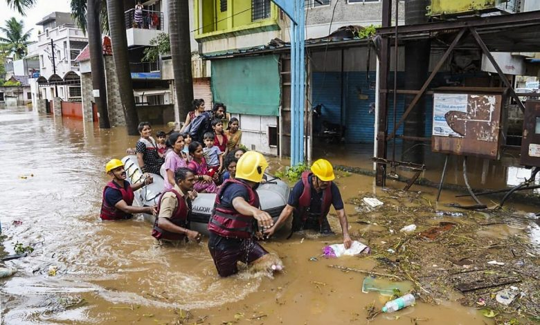 36 dead in landslides in Maharashtra's Raigad district, over 30 feared trapped