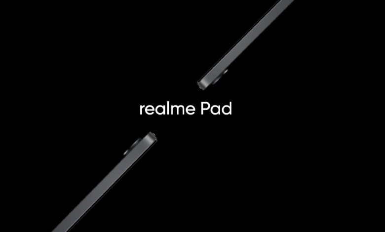 Realme Pad camera and battery specifications leaked ahead of launch