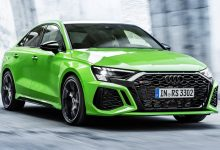2022 Audi RS 3 revealed for Europe
