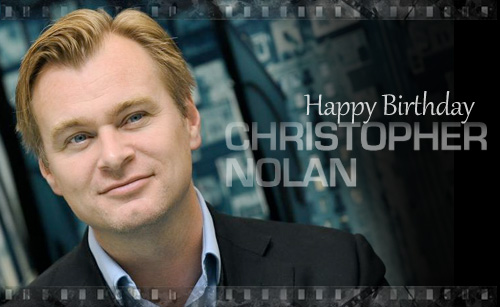 On Christopher Nolan's birthday, all his films ranked from worst to best
