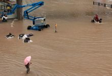 Record rains kill 25 in central China as situation gets 'extremely severe'