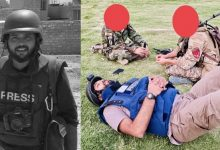 Indian photojournalist Danish Siddiqui dies in Afghanistan clashes