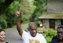 Bill Cosby released from prison after court overturns his conviction