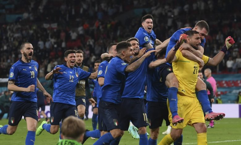 Euro 2020 Final: 'It is going to Rome' comes true as Italy beat England 3-2 on penalties