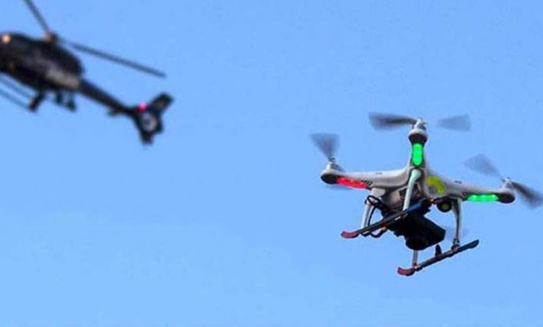 BSF fires at drone spotted near International Border in Jammu