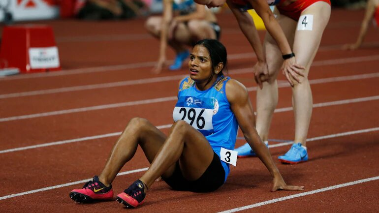 Tokyo Olympics: Dutee Chand fails to qualify for women's 100m semis after finishing 7th in heat, 45th overall