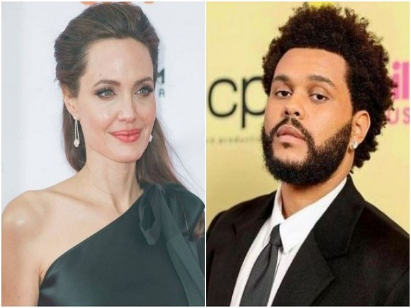 Angelina Jolie, The Weeknd raise dating speculation with recent outing
