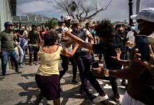 'Down with Communism': Cuban protesters demand freedom, food and COVID-19 vaccines