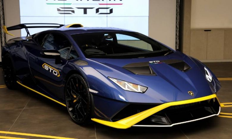 Lamborghini Huracan STO launched in India priced from Rs 4.99 crore