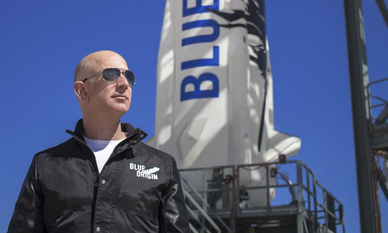 Blue Origin's first human spaceflight today: All you need to know about Bezos' trip to space