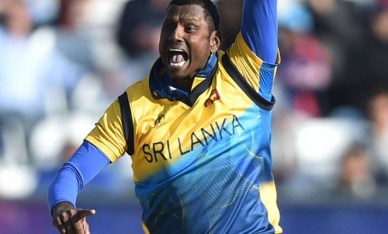 India vs Sri Lanka: Angelo Mathews asks to be relieved of national duties until further notice