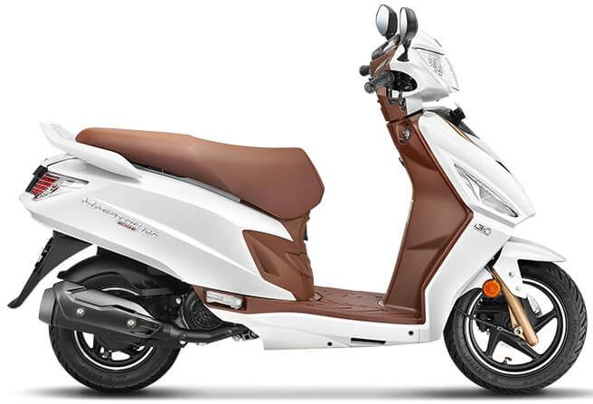 New Hero Maestro Edge 125 launched in India, price starts at Rs 72,250