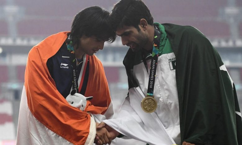 Tokyo Olympics gold medallist Neeraj Chopra clarified that Pakistan's Arshad Nadeem was not tampering with his javelin before his first throw. The 23-year-old said that he is disappointed to see some of the reactions from the public.
