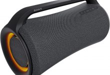 Sony SRS XG-500 review: A modern-day boombox to take care of your party needs