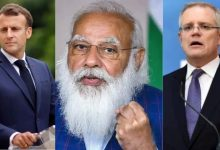 France, India & Australia trilateral to be elevated to leaders' level as Modi, Macron, Morrison's meet envisaged