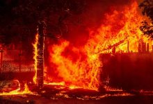 Dixie blaze: California wildfire becomes second-worst in state's history