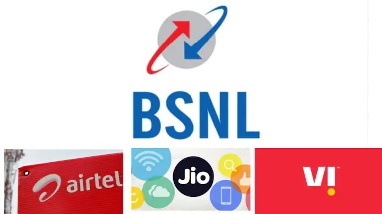 Airtel vs Jio vs BSNL vs Vi best prepaid with up to 2GB daily data under Rs200