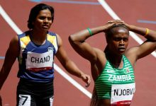 Tokyo 2020: Dutee Chand finishes last in heats, fails to qualify for 200m semis