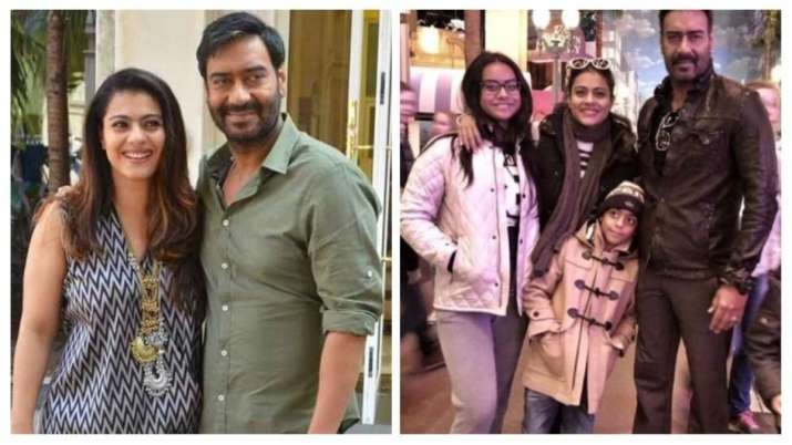 Happy birthday Kajol: When Ajay Devgn's family was glad to finally find someone 'speaking' in the house