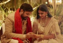 Rhea Kapoor wanted to run away and get married in her living room, Karan Boolani made it happen Newly wedded Rhea Kapoor thank