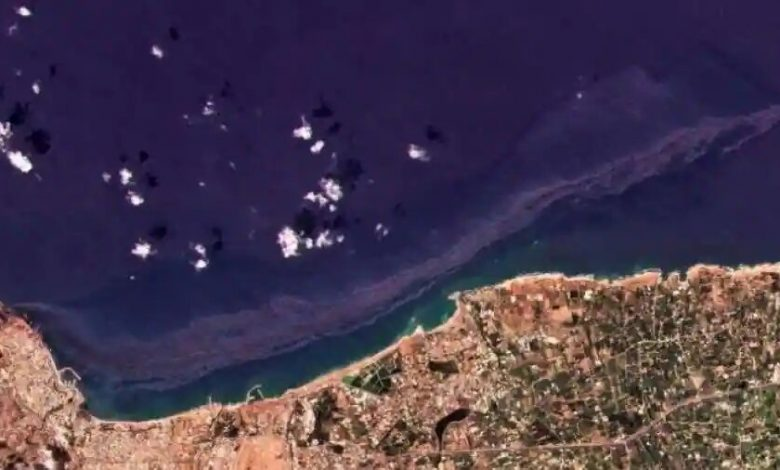 Authorities warn oil spill the size of New York City can reach Cyprus