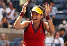 US Open 2021: British qualifier Emma Raducanu makes history by storming into semis at Flushing Meadows