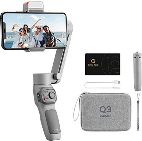 Zhiyun launches Smooth Q3 and Weebill 2 Gimbals, price starts at Rs 9,000